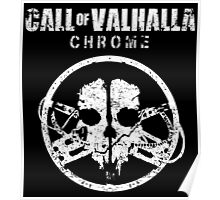 Call of Valhalla: Chrome Poster