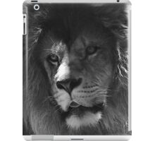 Hey are you ready..for us all to fight for pride..It's our last chance to defend..our war cries to the bitter end..it's my own allegiance to the fight iPad Case/Skin