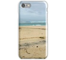 Down by the scenery iPhone Case/Skin