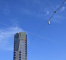 Eureka Tower Melbourne by ofurniss