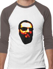 Ragetroll - Self Portrait Men's Baseball ¾ T-Shirt