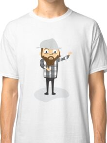 Fred R. on Sunset Blvd Classic T-Shirt