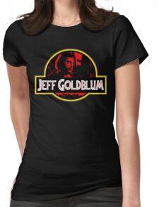 JURASSIC GOLDBLUM Womens Fitted T-Shirt