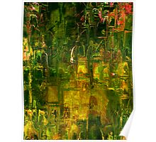 Axion abstraction 10 Poster