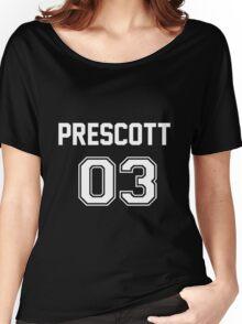 Nathan Prescott Jersey Women's Relaxed Fit T-Shirt