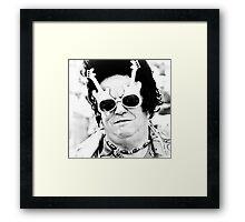 Elvis Lives! Framed Print