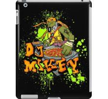 DJ Mikey iPad Case/Skin