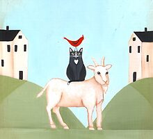 Billy Goat by Ryan Conners
