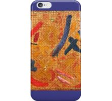 Mat 1 iPhone Case/Skin