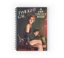 Zelda Twilight Princess Spiral Notebook