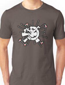 Alpha Moon Base Front Unisex T-Shirt