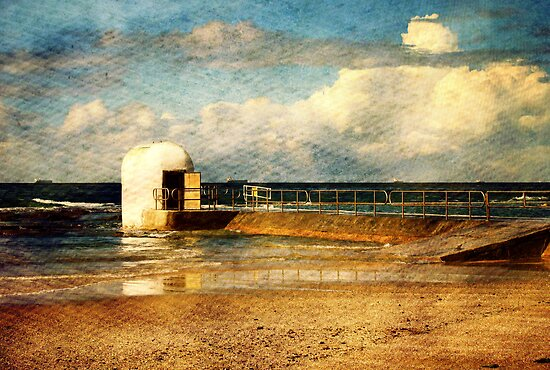 Pumphouse By The Sea by reflector