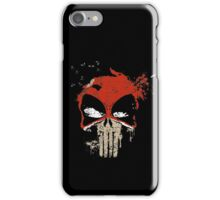 PUNISHMENT BY CHIMICHANGA iPhone Case/Skin
