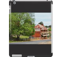 General Store, Hill End iPad Case/Skin