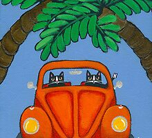 Cool Cats by Ryan Conners