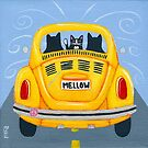 Mellow Yellow Bug by Ryan Conners