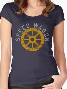 SWF Women's Fitted Scoop T-Shirt