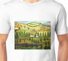 Tree Farm Unisex T-Shirt