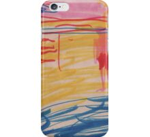 LOOKING FOR LIFEGUARD(C2011)(ORIGINAL MARKERS) iPhone Case/Skin