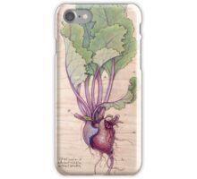 Heart Beet iPhone Case/Skin