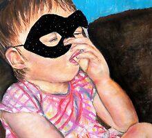 Baby Loves Zoro by marlenekurland