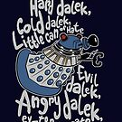 Little Can of Hate (Movie Dalek) by B4DW0LF