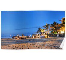 Beach Wedding - Castaway Island, Fiji Poster