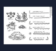 New Sample Book of Our Artistic Perforated Parchment Stamping Patterns Kate Greenaway, John Frederick Ingalls 1886 0118 One Piece - Long Sleeve