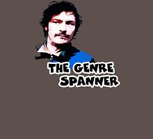 Howard Moon The Genre Spanner - Mighty Boosh Unisex T-Shirt