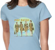 PAR AVION Womens Fitted T-Shirt