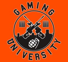 Gaming University 02 by Crypt0117