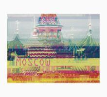 Glitch City - Moscow by Ozone Clothing