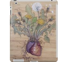 Dandelion Heart iPad Case/Skin