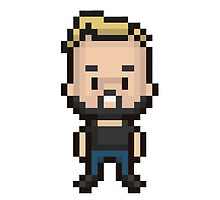8 Bit Bro. by beardedbros