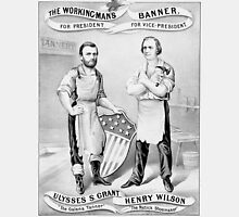 Grant And Wilson Election Poster -- 1872 by warishellstore