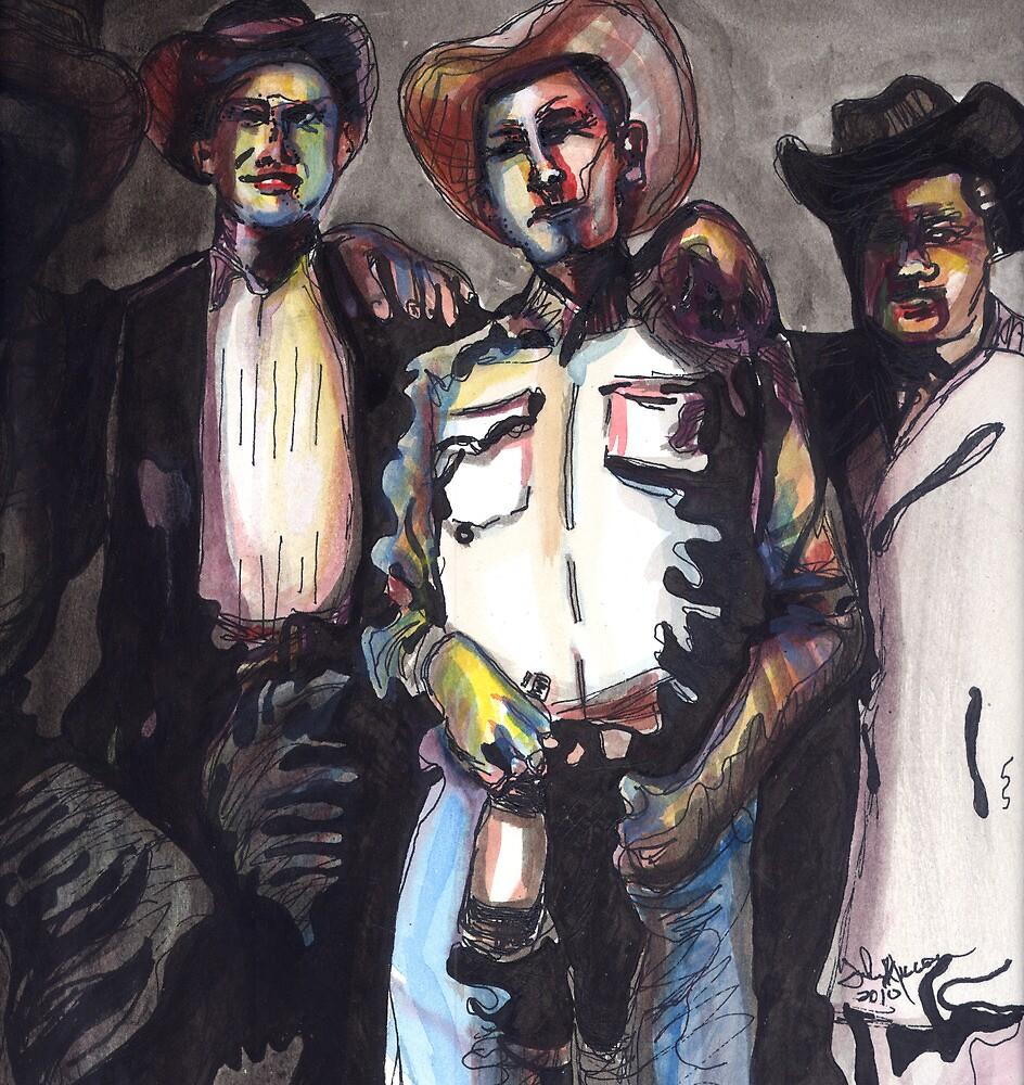 The Boyz by Deb Miller