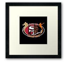 San Francisco City of Champions Framed Print