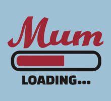 Mum loading One Piece - Short Sleeve