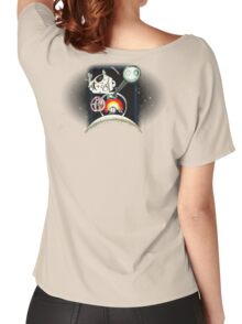 Odyssey Space 2001 Back Women's Relaxed Fit T-Shirt