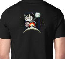 Odyssey Space 2001 Back Unisex T-Shirt