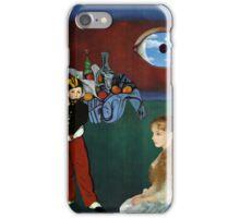 Rothko, Cezanne, Manet, Magritte, Renoir iPhone Case/Skin