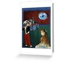 Rothko, Cezanne, Manet, Magritte, Renoir Greeting Card