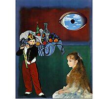 Rothko, Cezanne, Manet, Magritte, Renoir Photographic Print