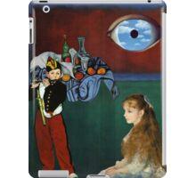 Rothko, Cezanne, Manet, Magritte, Renoir iPad Case/Skin