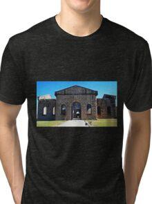 Trial Bay Gaol Tri-blend T-Shirt