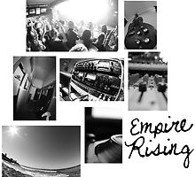 Empire Rising - Black & White Live Pics.. by EmpireRising