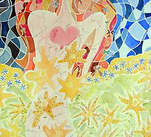 Girl is the Garden by MelanieLee