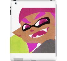 Splatoon - Inkling Grin iPad Case/Skin
