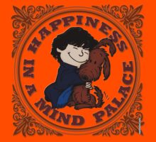 Happiness in a Mind Palace T-Shirt