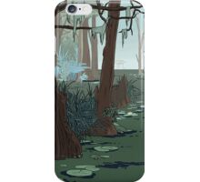 Marshland Magic iPhone Case/Skin